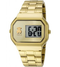 Reloj Tous D-Bear digital dorado-600350300