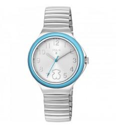 Reloj Tous Easy turquesa elastico-800350650