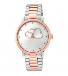 Reloj Tous Bear Time acero bicolor-900350315