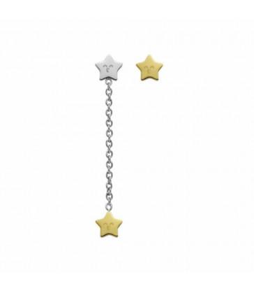 Pendientes MRWonderful estrella-WJ10301