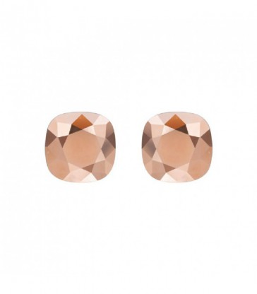 PENDIENTES SQUARE SOLITAIRE CRYSTAL STUD-5072650