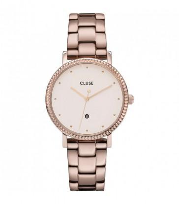 Reloj Cluse sra acero rosado-CW0101209009