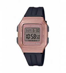Reloj casio wrist watch digital negro-F-201WAM-5AVEF