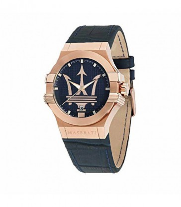 Reloj Maserati potenza 42mm blue dial-R8851108027