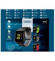 Reloj Sami smartband negrogris cab-WS-2323GR