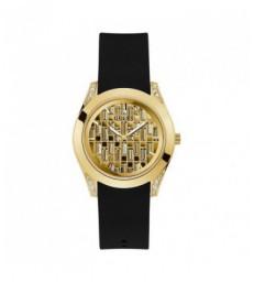 Reloj Guess Clarity dorado y negro-GW0109L1