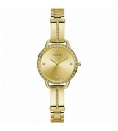Reloj Guess Bellini dorado sra-GW0022L2