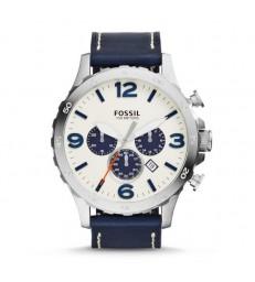 Reloj Fossil azul Nate-JR1480
