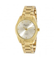 RELOJ KENNETH COLE DIAMOND DORADO-IKC4949