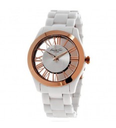RELOJ KENNETH COLE TRANSPARENTE MUJER-IKC4860