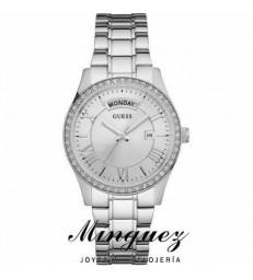 Reloj Guess mujer acero-W0764L1