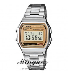 Reloj digital casio -A158WEA-9EF