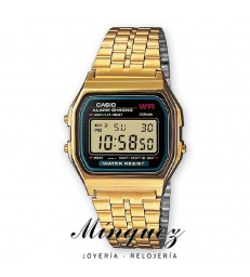 Reloj Digital Casio-A159WGEA-1EF