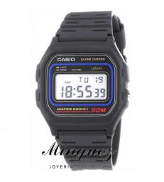 Reloj digital Casio -W-59-1VQES