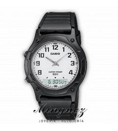 Reloj analógico y digital para hombre Casio-AW-49H-7BVEF
