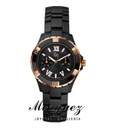 RELOJ MUJER NEGRO GUESS COLLECTION-X69004L2S