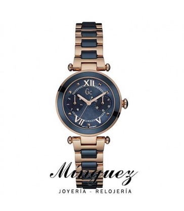 RELOJ NAVY AZUL GUESS COLLECTION-Y06009L7