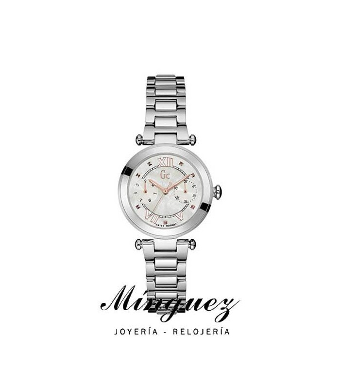 RELOJ CHIC MUJER GUESS COLLECTION-Y06010L1