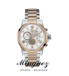 RELOJ HOMBRE CRONÓGRAFO GUESS COLLECTION-Y08008G1