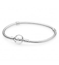 Pulsera Pandora Moments cierre Mickey 18cm-590731CZ-18