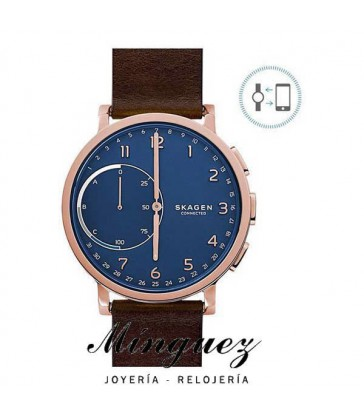RELOJ SKAGEN CONNECTED MARRÓN-SKT1103