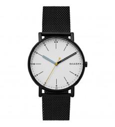 Reloj Skagen Signatur cab milanesa negro-SKW6376
