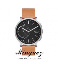 RELOJ SKAGEN CONNECTED MARRÓN Y NEGRO-SKT1104
