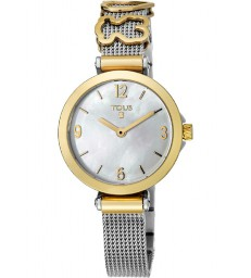 Reloj Tous mujer Icon Charms bicolor-700350165