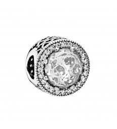 CHARM PLATA CIRCONITA ABSTRACT-791725CZ