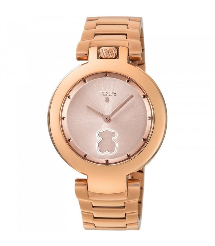 Reloj Tous Crown acero rosado-700350280
