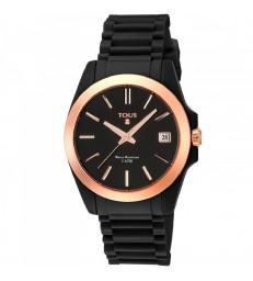 Reloj Tous Drive Fun negro rosa-700350310