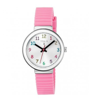 Reloj Tous Rainbow rosa peq-800350585