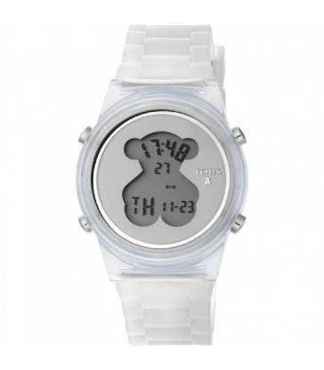 Reloj Tous D-Bear Fresh blanco digital-800350690