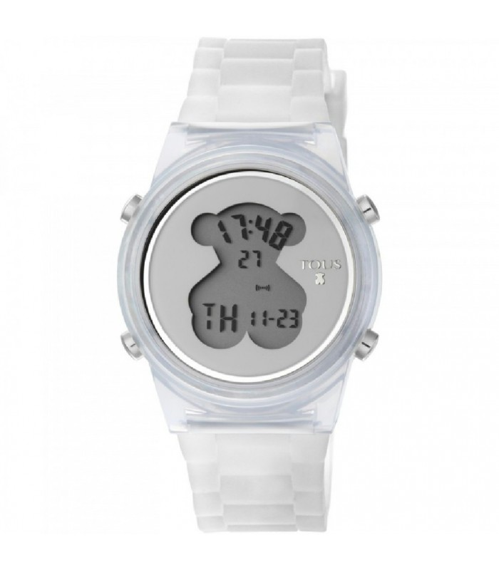 reloj 30e7e f7372 Reloj Tous D-Bear Fresh blanco digital-800350690