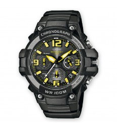 Reloj Casio Collection cab negro multifuncion-MCW-100H-9AVEF