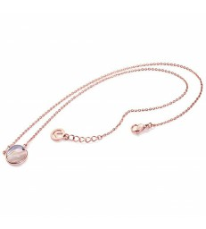 Collar Acero Rosado Viceroy Fashion-6412C19017
