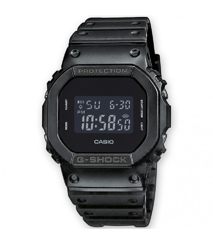 Reloj Casio G-Shock digital negro-DW-5600BB-1ER
