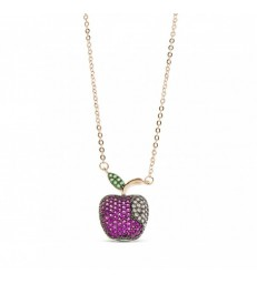 Collar Luxenter Khoris Rosé-NQ023R2000