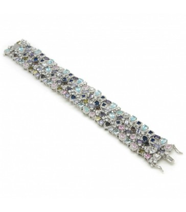 Pulsera LineArgent Rivier-P-16440
