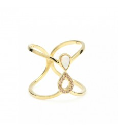 Anillo Line Argent Doble-R-16658