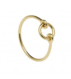 Anillo P D Paola City Play Gold-AN01-108-12