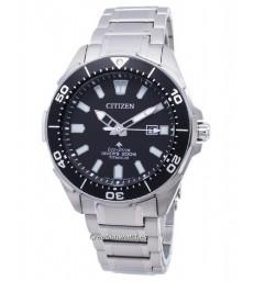 Reloj cab Citizen ecodrive Diver 200-BN0200-81E