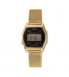 Reloj Casio dorado digital malla-LA690WEMY-1EF