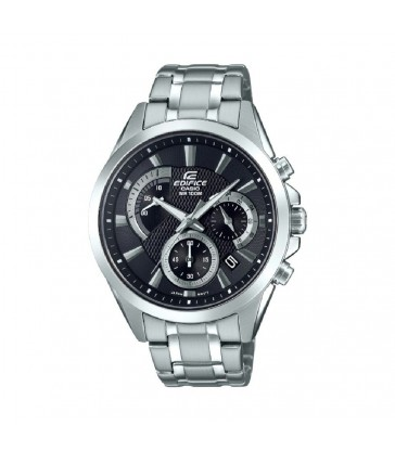 Reloj Edifice cab acero multifuncion-EFV-580D-1AVUEF