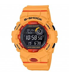 Reloj Casio G-Shock digital naranja-GBD-800-4ER