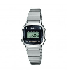 Reloj Casio digital diamantes peq-LA670WEAD-1EF