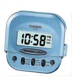 Despertador Casio digital-PQ-30-2EF