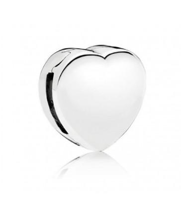 Clip Pandora Reflexions corazon plata-797620
