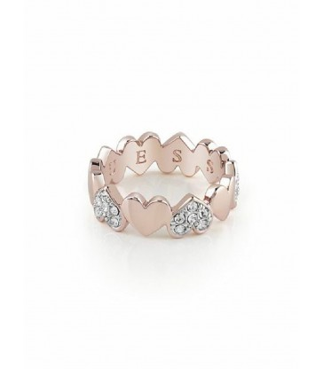 Anillo Guess Heart Bouquet talla 54/14-UBR85025-54
